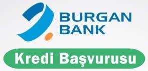 Burgan Bank Kredi Başvurusu 2017