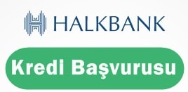 Halkbank Kredi Başvurusu 2017
