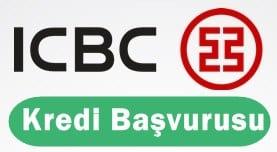ICBC Bank Kredi Başvurusu 2017