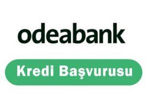 Odeabank Kredi Başvurusu 2017