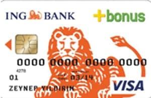 ING Bank Kredi Kartı Başvurusu 2017