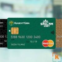 Kuveyttürk kredi kartı başvurusu