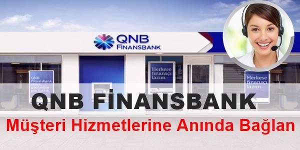 qnb finansbank müşteri hizmetleri direk bağlanma