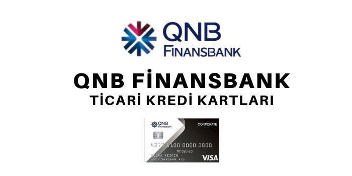 finansbank ticari kredi kartları