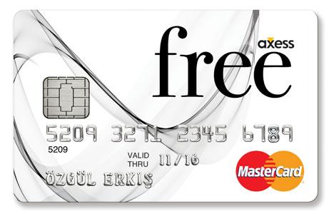 akbank free kredi kartı