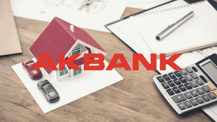akbank peşinatsız konut kredisi