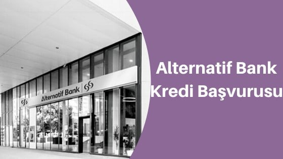 Photo of Alternatif Bank Kredi Başvurusu SMS