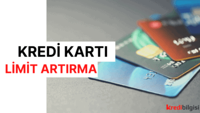 banka kredi kartı limit arttırma