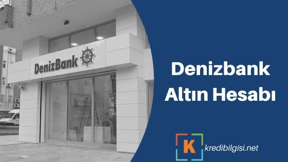 Photo of Denizbank Altın Hesabı Nasıl Açılır? 2020