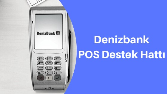 Photo of Denizbank Pos Destek Hattı