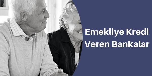 Photo of Emekliye Kredi Veren Bankalar