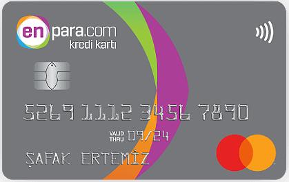 enpara kredi kartı