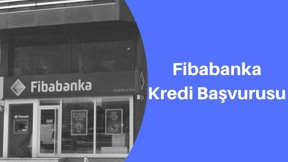 Fibabanka Kredi Başvurusu SMS İle Nasıl Yapılır?