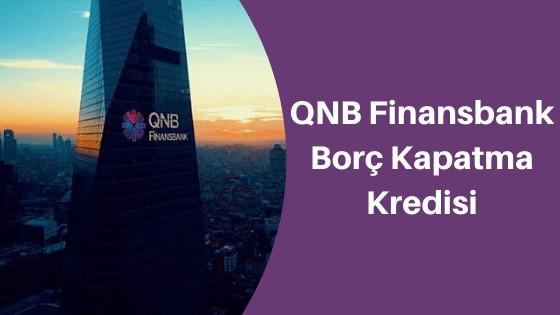 finansbank borç kapatma kredisi