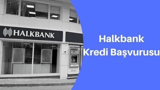 Halkbank Kredi Başvurusu SMS İle Nasıl Yapılır?