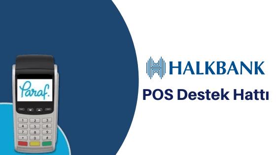 Halkbank Pos Destek Hattı