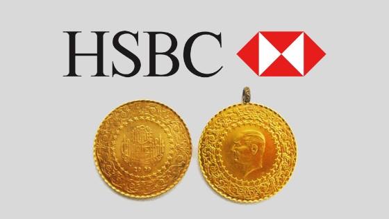 hsbc altın hesapları