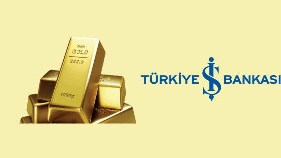 iş bankası altın hesabı