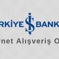 iş bankası internet alışveriş onay
