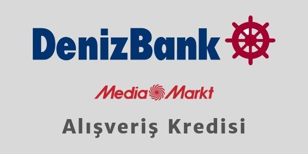 Media Markt Denizbank Kredi Başvurusu SMS Numarası