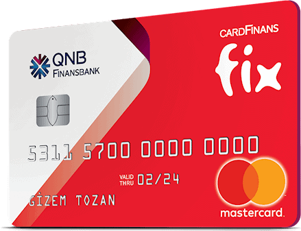 qnb finansbank cardfinans fix