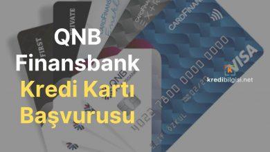 QNB Finansbank Kredi Kartı Başvurusu SMS İle Nasıl Yapılır?