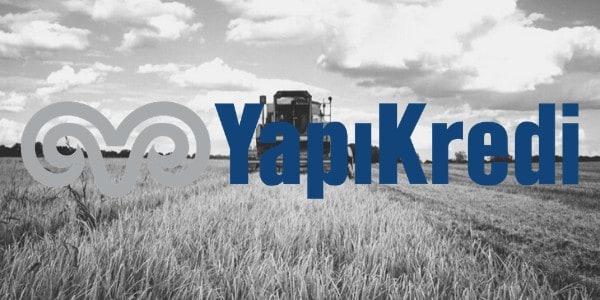 yapı kredi çiftçi kredileri