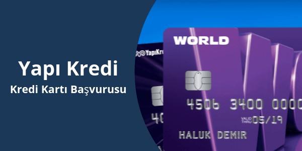 Yapı Kredi Kredi Kartı Başvurusu SMS İle Nasıl Yapılır?