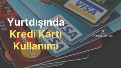 Yurtdışında Kredi Kartı Kullanımı Hakkında Bunları Bilmelisiniz