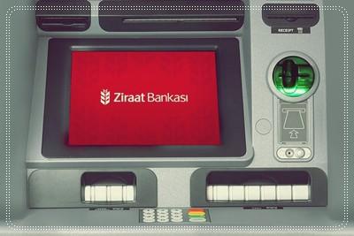 ziraat bankası cebe havale para çekme