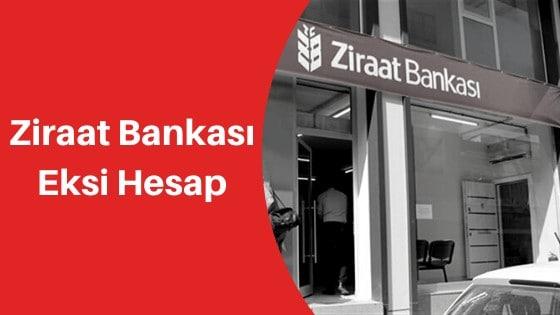 Photo of Ziraat Bankası Eksi Hesap Nasıl Açılır?