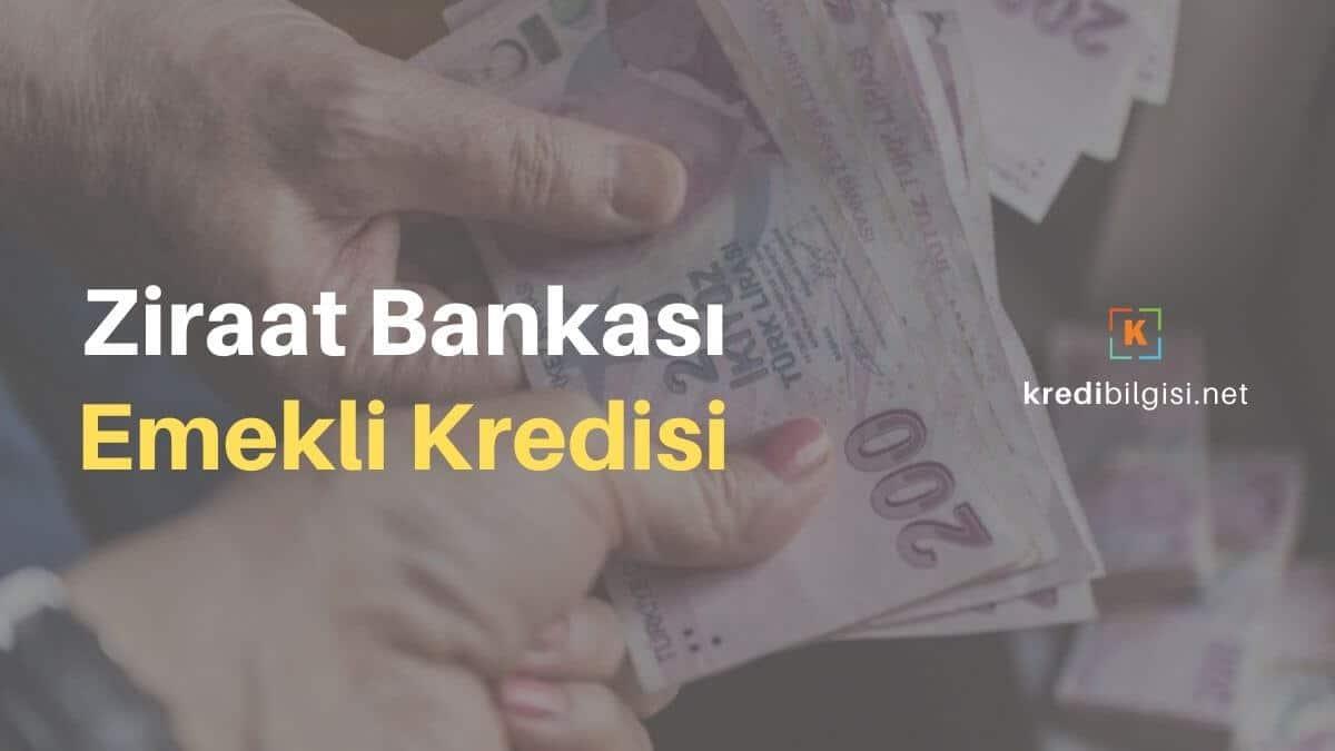 Photo of Ziraat Bankası Emekli Kredisi Başvurusu 2020 Gerekli Evraklar