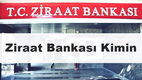 Ziraat Bankası Kimin? Devletin Mi?