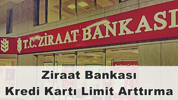 Photo of Ziraat Bankası Kredi Kartı Limit Arttırma