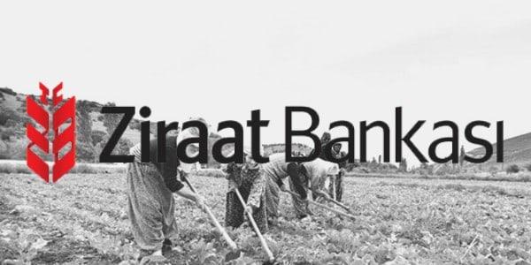 ziraat tarım kredileri