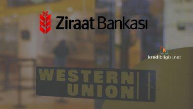 Yurtdışından veya Yurtdışına Para Gönderme Ziraat Bankası